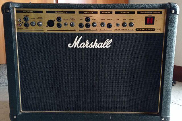 Amplificatore marshall